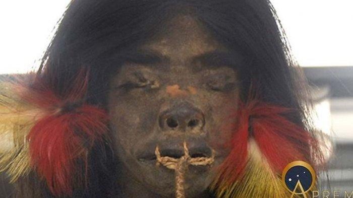 Kisah Suku Pemburu Kepala, Penggal Kepala dan Ada Yang Jadikan Sebagai Mas Kawin