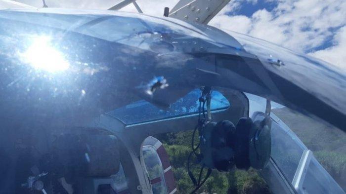 Kelompok Bersenjata Papua Tembaki Helikopter di Kabupaten Puncak, Begini Nasib Pilot dan Penumpang