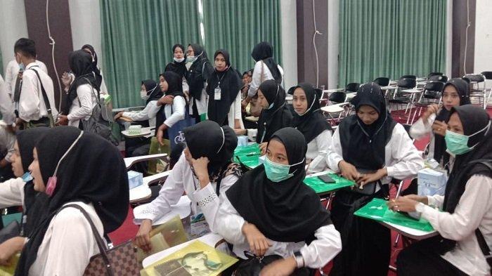 132 Mahasiswa UNIKI Ikut Pembekalan Kuliah Kerja Mahasiswa Terpadu