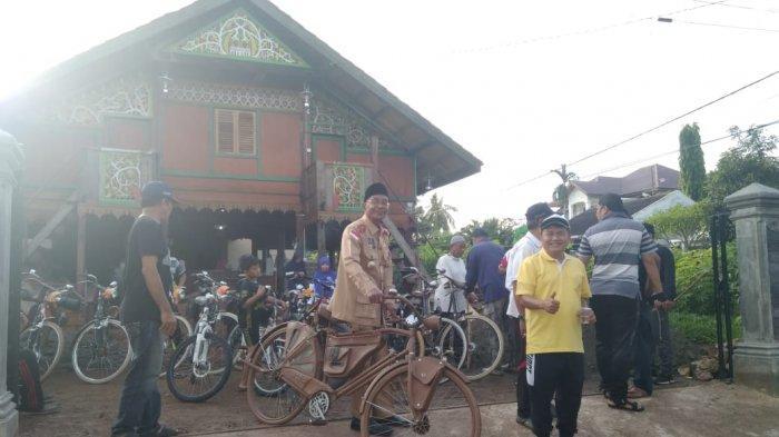 Komunitas Pesepeda PREWEL Diresmikan, Ayo Dayung Bersama Setiap Minggu Pagi