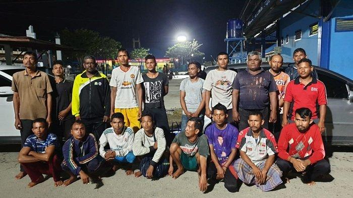 ABK Victoria Terapung Dua Jam, Sebelum Diselamatkan oleh KM Sanora Star