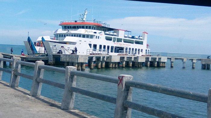 KMP Teluk Sinabang Tambah Pelayaran ke Meulaboh, Sepekan Tiga Kali