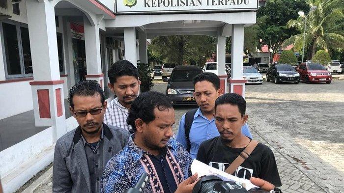 Koalisi NGO HAM Aceh Laporkan Jokowi dan Irwandi Yusuf ke Polda Aceh, Ini Masalahnya