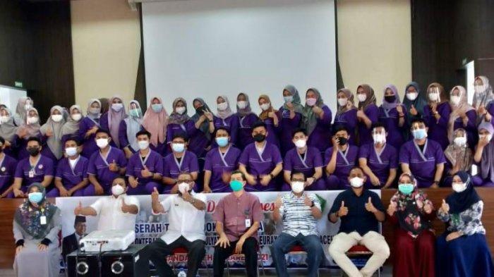 FK-Unaya Serahkan 48 Dokter Muda ke RSUD Meuraxa Banda Aceh