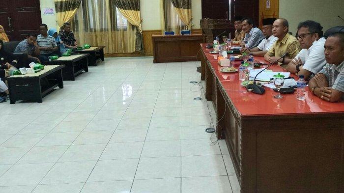 Pembangunan Pelabuhan Internasional Aceh Tamiang Berawal dari Bisnis Ilegal