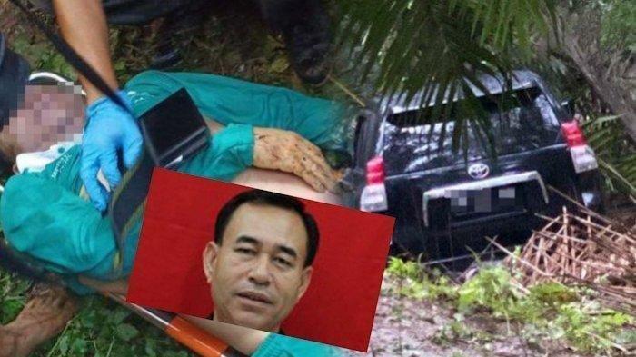 Polisi Kantongi Identitas Pembunuh Hakim PN Medan Jamaluddin asal Aceh, 18 Saksi Sudah Diperiksa