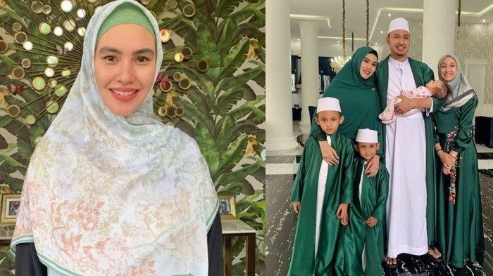 Ungkap Rahasia Bisa Dekat dengan Anak Tiri dari Habib Usman, Kartika Putri: Semoga Allah Mudahkan