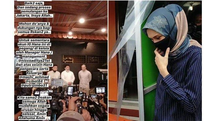 Manajer Sebut Artis FTV Hana Hanifah Tak Terbukti Kasus Prostitusi, Segera Dipulangkan ke Jakarta