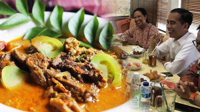 Cocok Bagi Yang Suka Wisata Kuliner, Ini 4 Tempat Makan Kesukaan Jokowi di Aceh