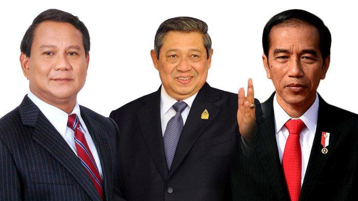 Demokrat Akan Dukung Jokowi, Prabowo Dianggap Tak Meyakinkan