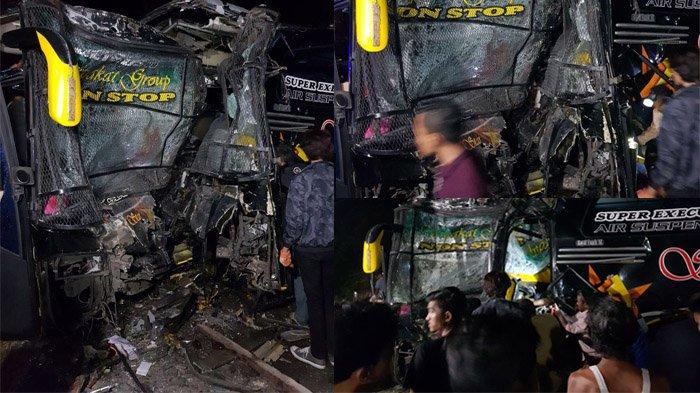 Begini Kondisi Sopir Kedua Bus Sempati Star yang Laga Kambing di Aceh Utara