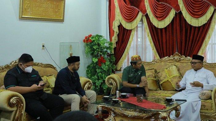 Ramli MS Berkomitmen Kembangkan Perekonomian Syariah di Aceh Barat