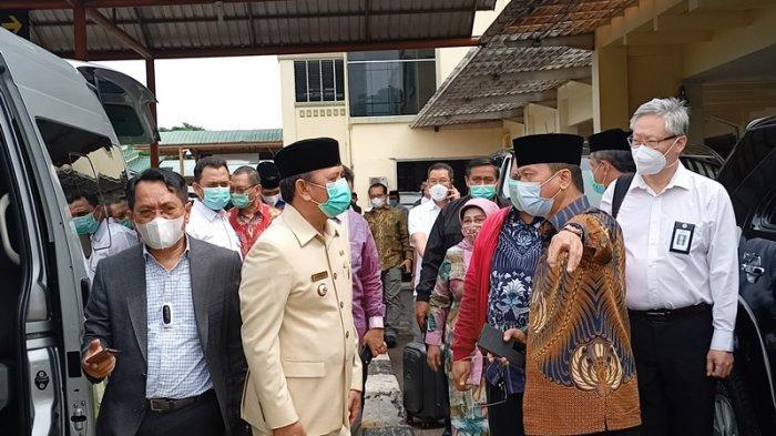 Bupati Aceh Besar Sambut Kunker Komisi VIII DPR RI, Bahas Jantho Sebagai Kota Pendidikan