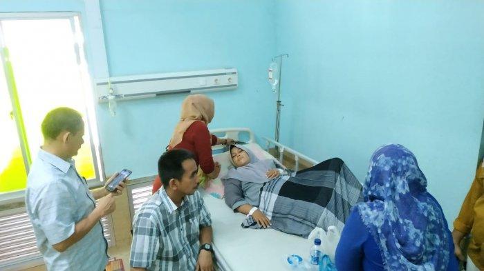 Ketua PPS Sakit Saat Rekap di PPK Johan Pahlawan Aceh Barat, Dilarikan ke RSU