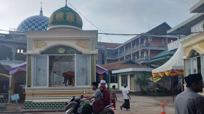 Abu MUDI Serahkan Donasi Kemanusiaan Tastafi Aceh untuk Masyarakat Palestina