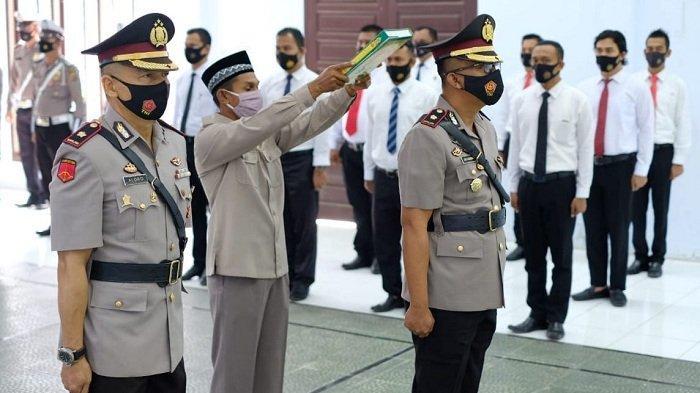 Setelah Enam Tahun Mengabdi di Polres Aceh Utara, Kini Kompol Edwin Jadi Wakapolres Aceh Tengah