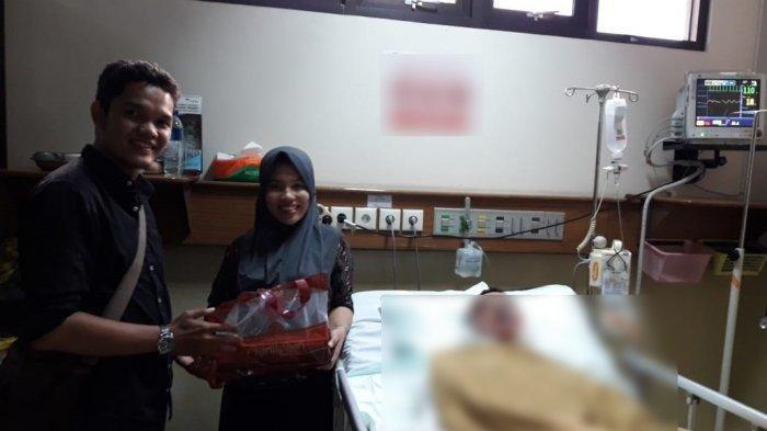 Briptu Yudi Muslim yang Terbakar oleh Pendemo Baru Sebulan Menikah, Korban Harus Dioperasi Plastik
