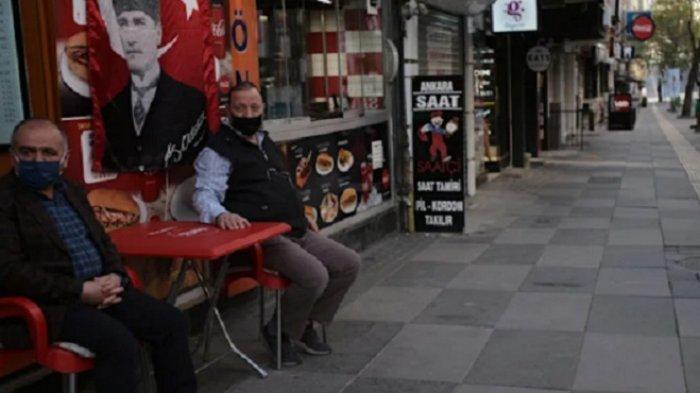 Turki Memberlakukan Lockdown, Turis Asing Dibebaskan dari Aturan