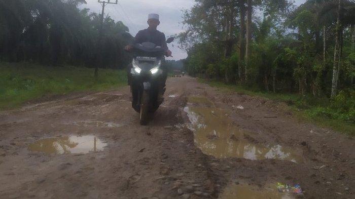 7 Ruas Jalan di Aceh Utara Batal Dibangun, Ada yang Sejak Indonesia Merdeka tak Pernah Diaspal