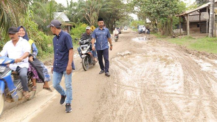 Rp 89 Miliar APBA 2020 untuk Penanganan Jalan Rusak Peureulak-Lokop