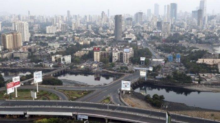 Kota Mumbai Kembali Berlakukan Jam Malam, Penyumbang Terbesar Covid-19 India