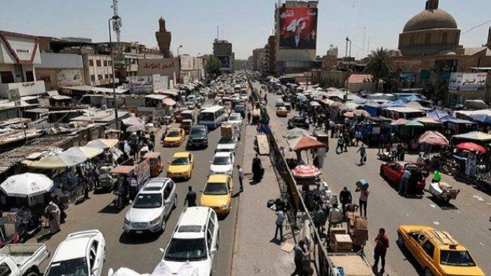 Pria Bersenjata Tembak Mati Pejabat Senior Intelijen Irak di Baghdad