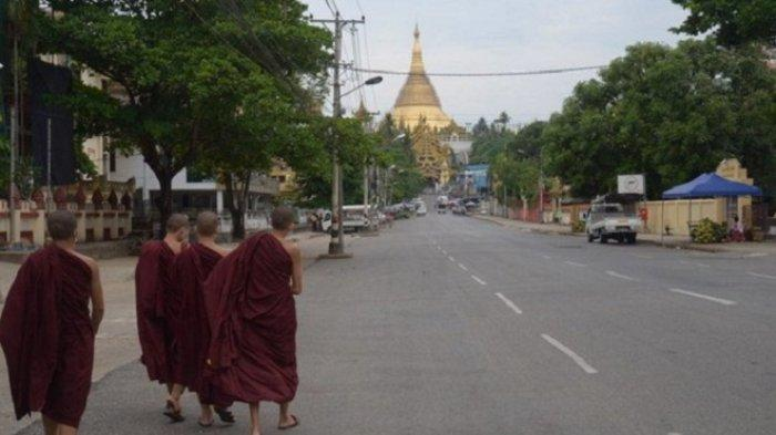 Mantan Anggota Parlemen Myanmar Umumkan Pendirian Pemerintahan Bayangan