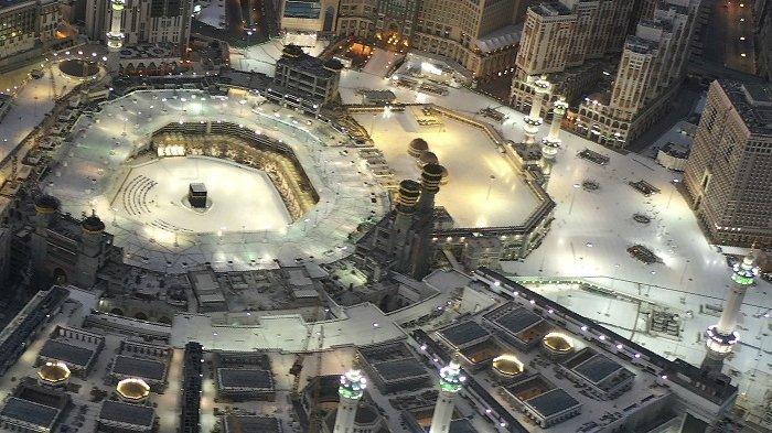 KABAR GEMBIRA! Arab Saudi Cabut Larangan Ibadah Haji, Dibagi 2 Fase, Ini Jumlahnya