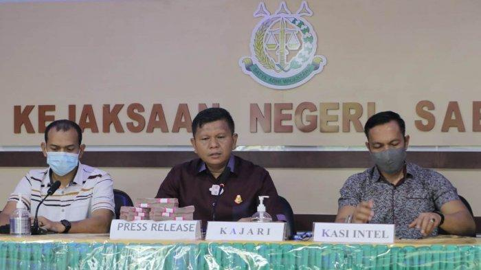 Kejari Sabang Kembali Selamatkan Uang Negara Rp 80 Juta, dari Kasus Korupsi BBM
