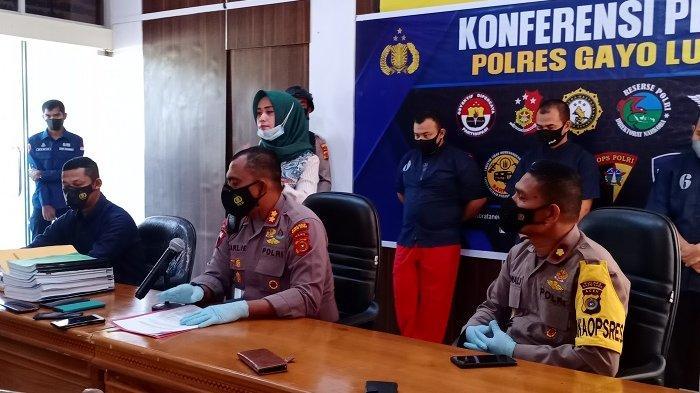 Resmi Ditahan, Kepala Dinas Dayah Gayo Lues Bersama Dua Tersangka Kasus Korupsi Karantina Hafiz