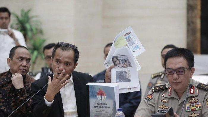 TGPF Ungkap Hasil Penyelidikan Kasus Novel Baswedan