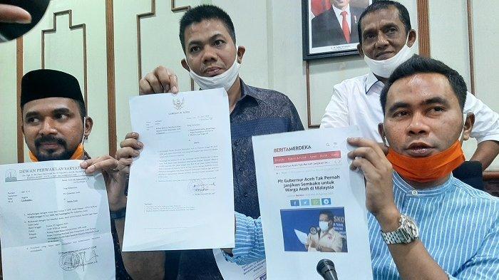 Plt Gubernur tak Hadir Panggilan DPRA Soal Sembako Warga Aceh di Malaysia, DPRA: Sudah Diperkirakan