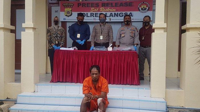 Pembunuh Rangga Tewas di Sel Tahanan