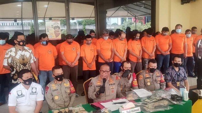 Para Pelaku Pungli Ditangkap di Pelabuhan Tanjung Priok, Sopir Truk Bayar Pungli Rp16 Miliar Sebulan