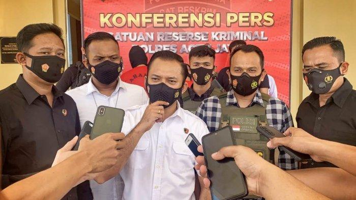 Terduga Pelaku Perampokan di Aceh Jaya Ternyata Berasal dari Palembang