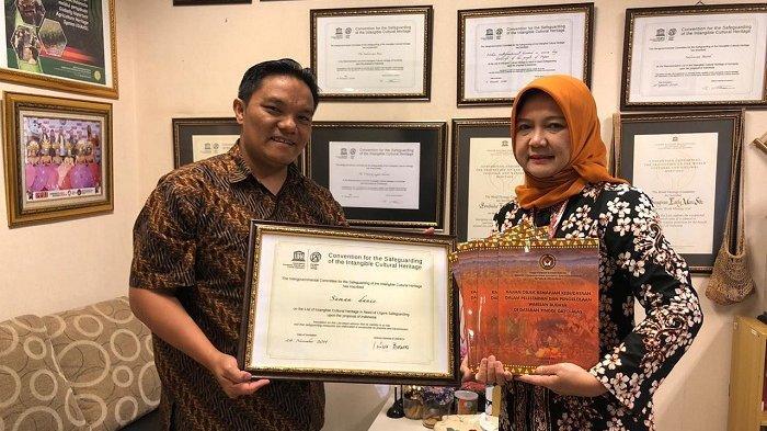 Kemenko PMK Terbitkan Buku Kajian Objek Pemajuan Kebudayaan dan Pengelolaan Warisan Budaya Gayo-Alas