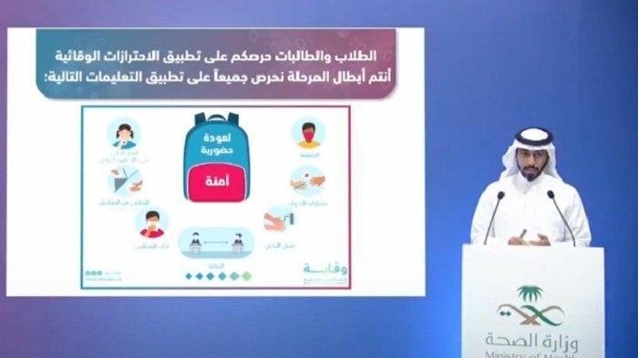 Arab Saudi Umumkan 102 Kasus Baru Virus Corona dan Enam Kematian