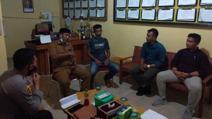 Warga Nagan Raya Amankan 6 Konsultan Kesehatan Asal Sumut dan Diserahkan ke Polisi