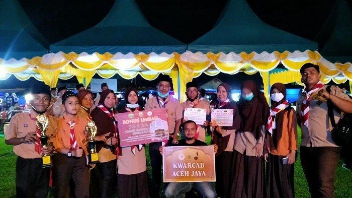 Dua Peserta Asal Aceh Jaya Raih Juara di MTR Singkil, Satu Qariah Dapat Hadiah Umrah