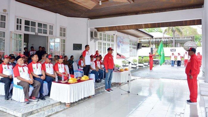 Juara 2 PORA 2014, Wali Kota Sabang Berharap 202 Atlet Bisa Raih Juara Umum PORA 2018 di Aceh Besar