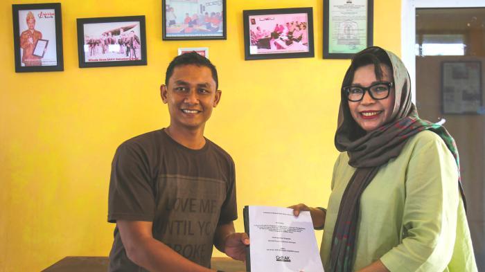 GeRAK Kirim Audit Kemenag Aceh Ke KPK, Diduga Terkait Dengan Kasus Jual Beli Jabatan Kemenag RI
