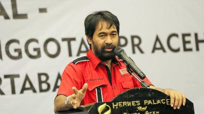 Komentari Polemik Pilkada Aceh, Mualem Sebut Ini Untuk Pemerintah Aceh