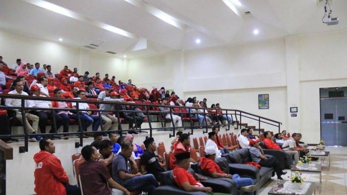 Gelar Kopdar, PSI Aceh Bekali Para Bacaleg