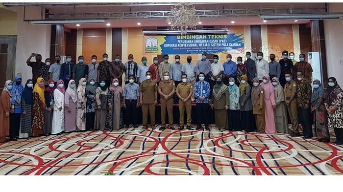 Koperasi Konvensional di Bener Meriah Siap-Siap Wajib Beralih ke Syariah