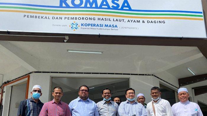 Warga Aceh di Malaysia Galang Dana untuk Bantu Palestina, Target Terkumpul 100 Ribu Ringgit
