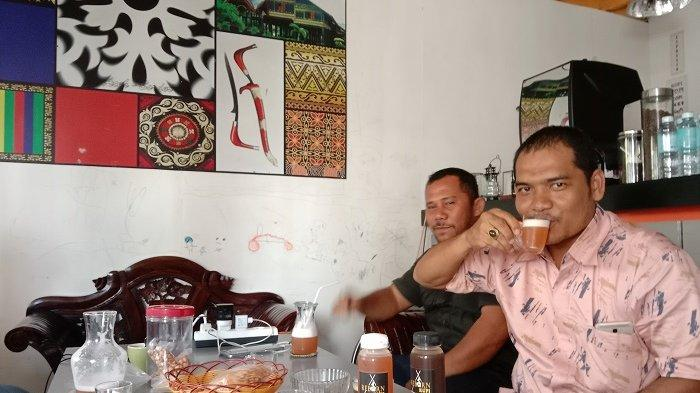 Ingat, Minuman Ini Cuma Ada di Aceh Selatan
