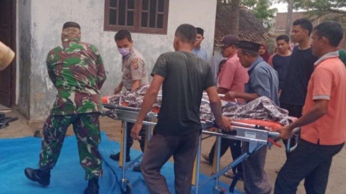 Dramatis! Lepas dari Tangan Abang Kandung, Bocah 11 Tahun Meninggal Tenggelam di Laut Aceh Utara