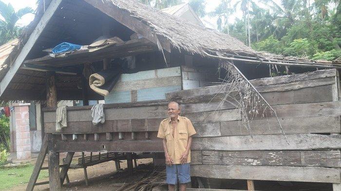 Puluhan Korban Gempa Gampong Sagoue Pijay belum Punya Rumah