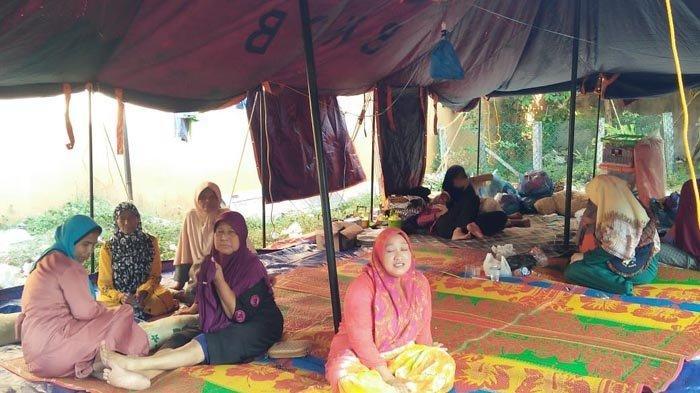Korban Kebakaran Pulo Ara Masih Mengungsi, Ini Harapan Keuchik