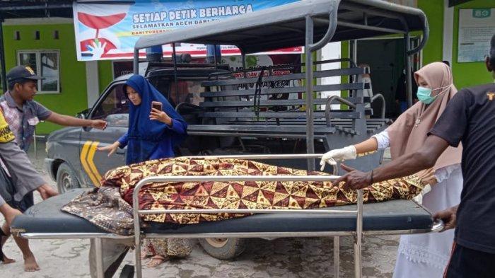 Diseruduk Minibus Jumbo, Nurzanah Meninggal Dunia di Jalan Lintas Aceh Tamiang